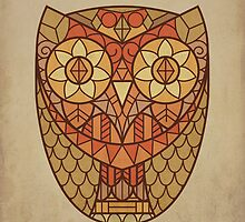 Owl by miriamuk