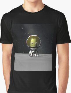Kerbal on the Mun Graphic T-Shirt