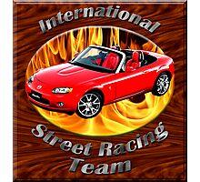 Mazda MX-5 Miata Street Racing Team Photographic Print