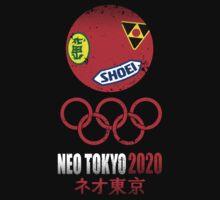 NeoTokyo 2020 by Baznet