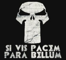 Way Of The Skull - Si Vis Pacem Para Bellum by GrimmJack