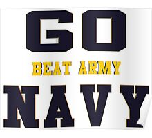 Go Navy, Beat Army!! Poster