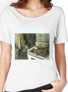 Rust Raiders And Reel To Reels  Women's Relaxed Fit T-Shirt