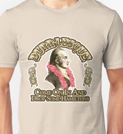 Burr-lesque Unisex T-Shirt