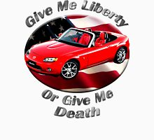 Mazda MX-5 Miata Give Me Liberty Unisex T-Shirt