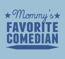 Mommy's Favorite Comedian Kids Tee