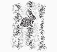 QR Matrix One Piece - Short Sleeve
