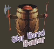 War Barrel Bombur by Sazanami