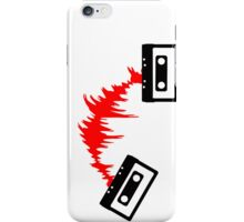 Soundtrack Tape iPhone Case/Skin