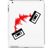 Soundtrack Tape iPad Case/Skin