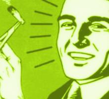 Marijuana funny Sticker