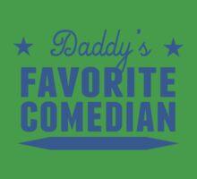 Daddy's Favorite Comedian Kids Tee