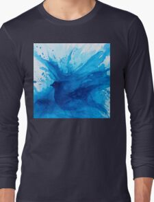 Bird Bath Long Sleeve T-Shirt