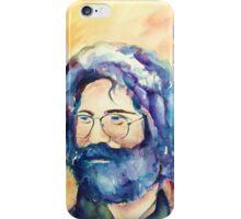 jerry garcia iPhone Case/Skin