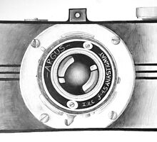 Argus Camera by MicheleWiesen