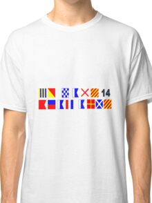 Go NAVY! Celebrate 14 Straight! Classic T-Shirt