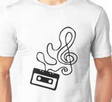 Clef Tape Unisex T-Shirt
