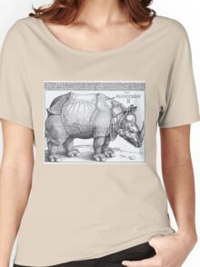 Rhino - Durer Women's Relaxed Fit T-Shirt