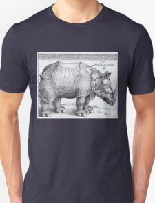 Rhino - Durer Unisex T-Shirt