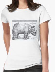Rhino - Durer Womens Fitted T-Shirt