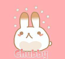 Chubby Bunny & Marshmallows by EmiStar