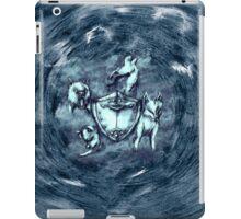 Wolf Shield 04 iPad Case/Skin