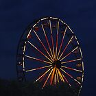 Ferris Wheel by PollyBrown
