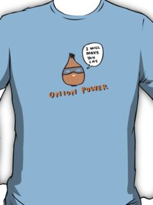 Onion Power T-Shirt