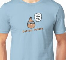 Onion Power Unisex T-Shirt