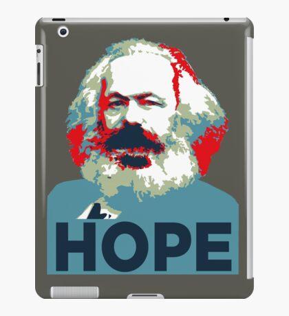 Karl Marx Hope 2016 iPad Case/Skin