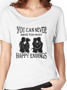 Happy Endings! Women's Relaxed Fit T-Shirt