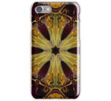 NEON LIZER (71) iPhone Case/Skin