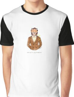 Fantastic Wes Anderson Graphic T-Shirt