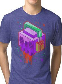 Cube DJ #1 Tri-blend T-Shirt