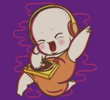 Little monk DJ by TokyoCandies