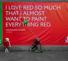 I love red so much by A.Lwin Digital - Chasing the Inspiration