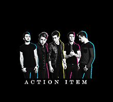 Action Item (black) by tatiananori