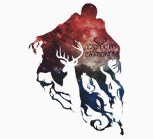 Expecto patronum Nebula harry potter One Piece - Long Sleeve