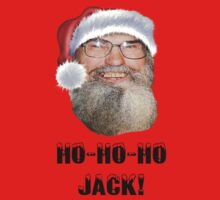 HO HO HO JACK! One Piece - Long Sleeve