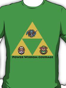 Zelda-Triforce T-Shirt
