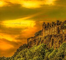Stirling Castle in Scotland by ScotPix