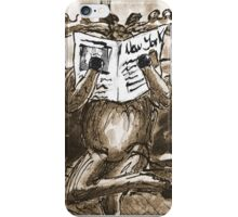 New York Subway Moose iPhone Case/Skin