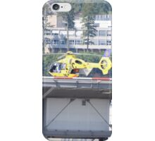 Eurocopter Helicopter iPhone Case/Skin