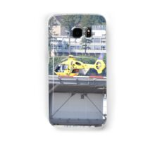 Eurocopter Helicopter Samsung Galaxy Case/Skin