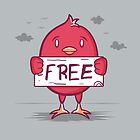 Free Bird by fishbiscuit