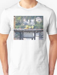 Eurocopter Helicopter Unisex T-Shirt