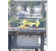 Eurocopter Helicopter iPad Case/Skin
