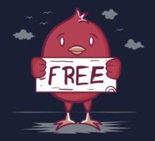 Free Bird One Piece - Long Sleeve