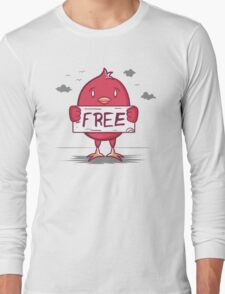 Free Bird Long Sleeve T-Shirt