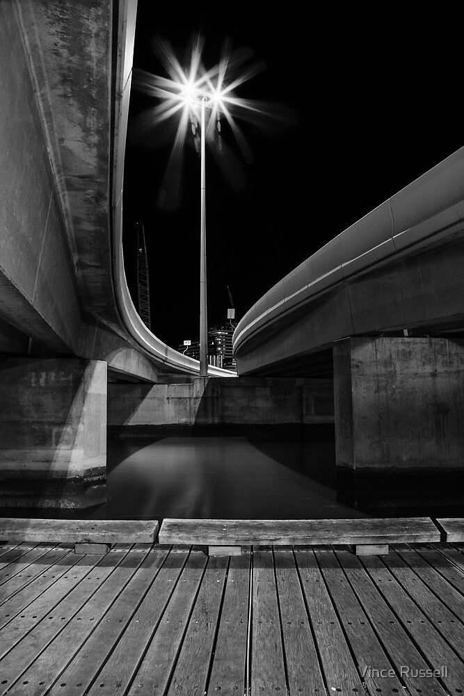Urban Night by Vince Russell